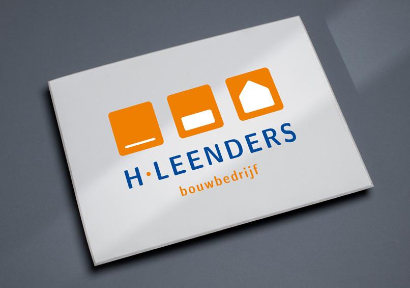 werk-studio-topixx-logo-leenders-bouwbedrijf